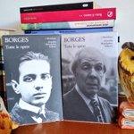 Io che mi figuravo il paradiso sotto la specie duna biblioteca #LibriDaMedaglia #Borges Tutte le opere @CasaLettori https://t.co/nsO6CybSch