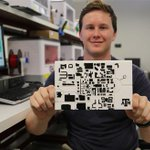 ICYMI: Tyler Wootens idea for 3-D, tactile maps of Aggieland has come to fruition! https://t.co/YcIrGUxXWQ #tamu https://t.co/K59iVLdtvq