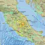 Buildings in Rome reportedly shook for 20 sec after a 6.2-magnitude quake hit central Italy https://t.co/Ll9li5y2By https://t.co/yKR5MijZ06