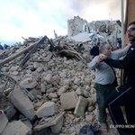 Rome feels tremors as strong earthquakes strike central #Italy https://t.co/fDvUe63zfM #Amatrice https://t.co/dI8lvGA3fE