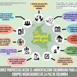 LOS 11 PUNTOS PRESENTADOS A LOS NEGOCIADORES DE LA HABANA https://t.co/NBSVBYZYLQ