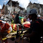 Rescuers have pulled dozens of people young and old from the rubble of #ItalyEarthquake https://t.co/hvWgHmg2lQ