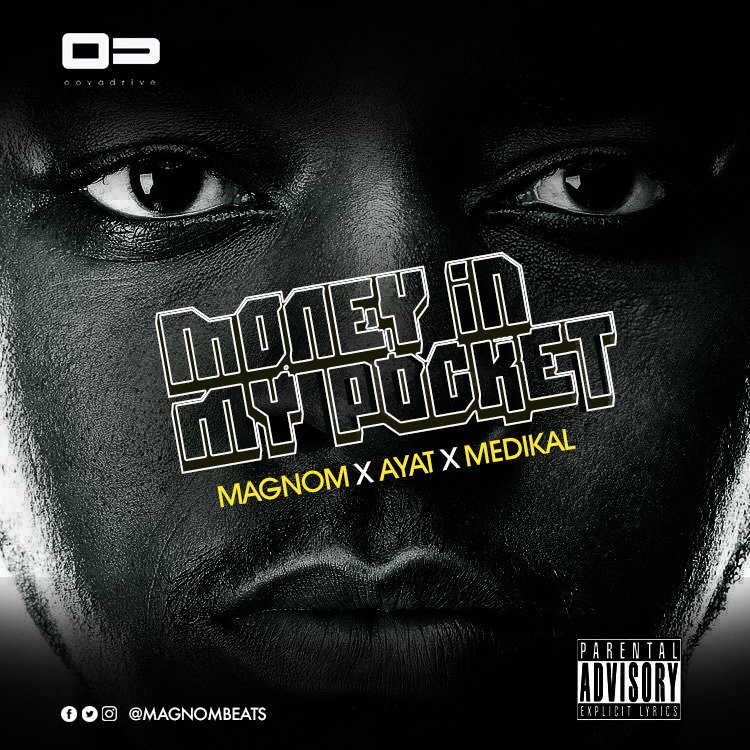 * Download my single* Money In My Pocket #MIMP ft @AmgMedikal  & @AyatMaq  (Prod by Magnom) https://t.co/uItuVjvutX https://t.co/3DfoJXegiI