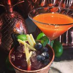 #WednesdayMotivation Ginger and Blueberry Mule! Always tasty @stkibiza :) #enjoy #ibiza #summer #cocktails https://t.co/K2DOhPx2Ao