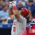 #HaloRecap: @PujolsFive, @MikeTrout lead strong #Angels offense in win over Blue Jays: https://t.co/Wwpx1ZQKSs https://t.co/y6VNgSnfyL