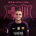 Jasper Cillessen annonce quil rejoint le FC Barcelone sur son compte Twitter. https://t.co/apUnpY3ArK