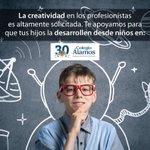 Te apoyamos para que tus hijos desarrollen la creatividad desde niños. #Creatividad #Educación #Querétaro https://t.co/KTzkXL5vL3