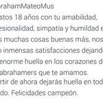 #Felices18AbrahamMateo  Te queremos @AbrahamMateoMus A https://t.co/iqIjPLrkI4