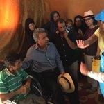 #EnviadoEspecial se reunió con refugiados para escuchar sus testimonios y retroalimentar acciones. https://t.co/YBMkM6nro0