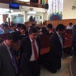 [Chiclayo] hoy culto de gratitud para Dios porque se inauguran nuevas oficinas para #sehsmpn https://t.co/IfgjkTh8w6