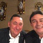 En Plenaria #PAN #Senado con el alcalde Anfitrión Isidro López alcalde de Saltillo. Accion con Responsabilidad. https://t.co/sVFDaDPVaB