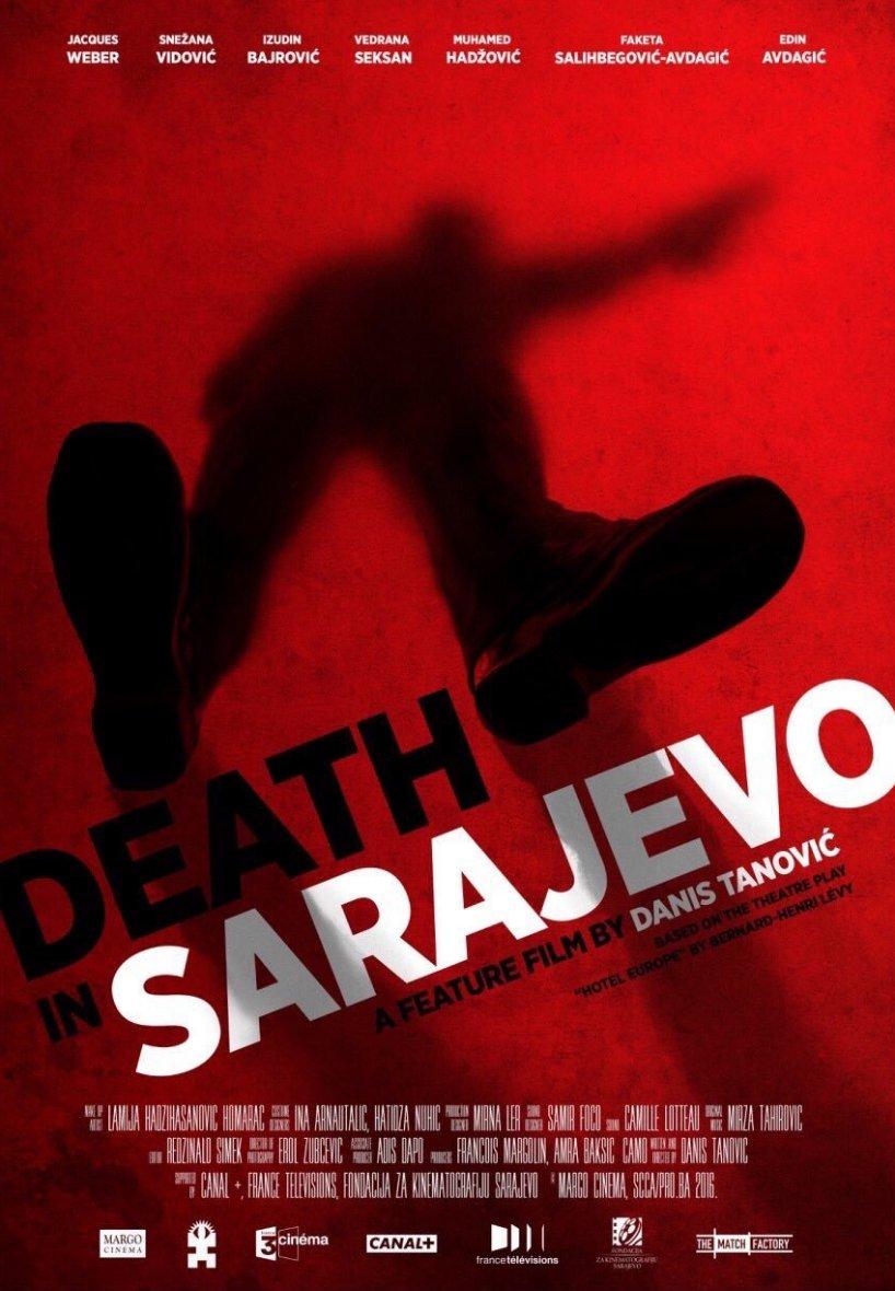 Tarihi suikastin karanlık sırlarına alegorik bir yaklaşım; #DeathinSarajevo bugün #BaşkaSinema'da. https://t.co/G9oErFxcDK