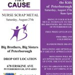 Were CRUSHIN IT tomorrow for @bbbsPtbo Donate to this amazing cause to win some cool prizes! #ptbo @kawarthaNOW https://t.co/DWi2XcRg1B