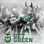 Every Friday is get your green on! I hope to see everyone sporting their CSU apparel today🐑 https://t.co/Xjoo29pRLD