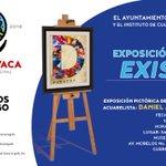 """Te invitamos a la exposición """"Existir"""" del 19 de agosto al 18 de septiembre, en el #MuCiC #Cuernavaca https://t.co/sjEe5z6VBL"""