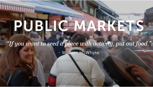 Public Markets spark urban revitalization, foster community diversity & improve health https://t.co/UyePjcnZdp https://t.co/YjKIZPtii5