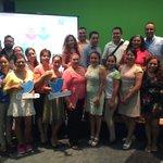 Cerramos con broche de oro la Twitter Party 2016 con Rueda de Prensa! Un éxito! https://t.co/EXHLTqu0GJ