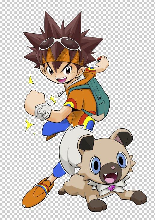 さて、そんななか、このたび、イワンコという子犬ポケモンが主人公の漫画を描かせていただくことになりました。タイトルは『ポケットモンスターHORIZON(ホライズン)』。コロコロコミックにて9月15日から。どうぞよろしくお願いします! https://t.co/TArDtZ8ogx