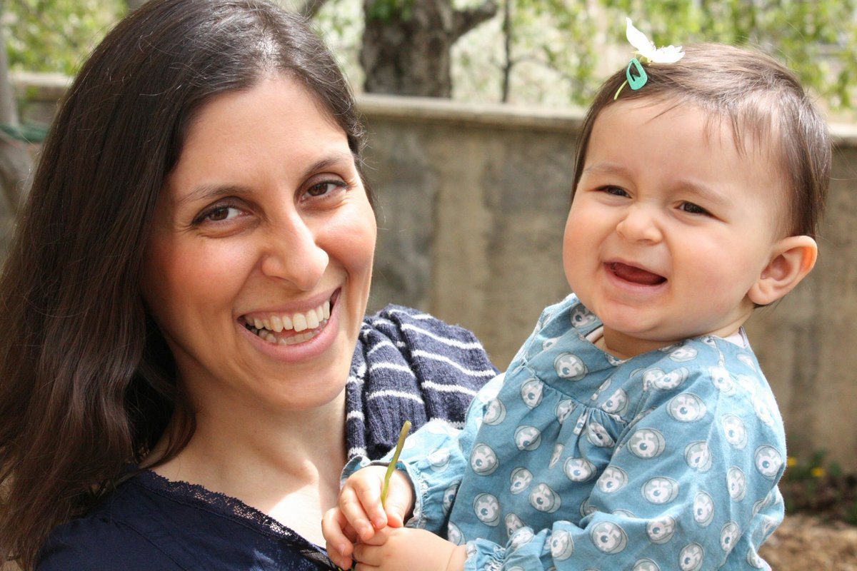 Iran: 5-year sentence for Nazanin Zaghari-Ratcliffe 'a complete travesty of justice' https://t.co/VYfokYW1vy https://t.co/1dqBh8srfG