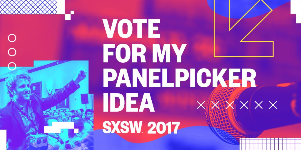#Data and #Creative can coexist. Vote here to find out how at #SXSW17: https://t.co/FHrI6e9GHG #AdTech https://t.co/8OPPAatrdh