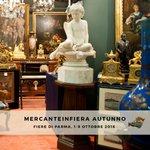La nuova edizione di #Mercanteinfiera si avvicina: alle Fiere di Parma dall1 al 9 ottobre https://t.co/aAmwPAI7LW https://t.co/yDsQOCiltB