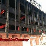 Aceleran los avances en la remodelación de la fachada exterior del Sánchez-Pizjuán por el parón liguero. #SevillaFC https://t.co/XZCMX3grNt