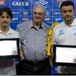 Cruzeirenses recebem homenagem pela conquista do ouro olímpico. https://t.co/VxWCatuNuE https://t.co/OhwWFH20RB