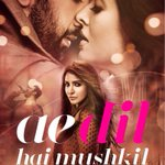 love passion and intense friendship engulfed in our emotional journey @AeDilHaiMushkil #ADHMTeaserTomorrow at 10am https://t.co/q5b9e4D615