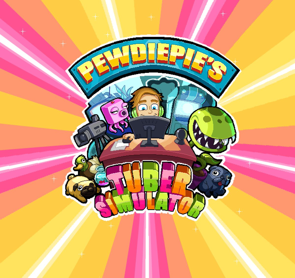 the name of the new game is pewdiepie s tuber simulator