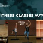 The Fall Group Fitness schedule = brand new classes like Buckeye Bootcamp or Yoga Inversions for your #LifeInMotion! https://t.co/nm2nKFxSpW