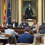 """.@Albert_Rivera """"Le pido al PSOE que no se abstenga de España y que haga una oposición responsable"""" #CongresoCs https://t.co/uzDIyDf9OZ"""