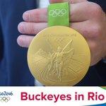 🏅Putting a wrap on Rio -- Celebrating our Buckeye Olympians tonight @ohiounion #GoBucks https://t.co/WeAHu3bQgO