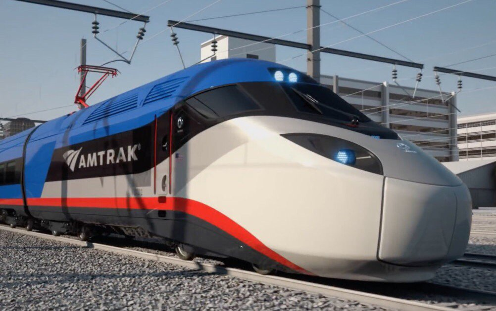 Amtrak's next-gen high-speed trains may arrive at the same time as the