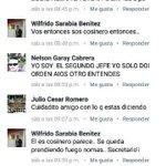 Perfil en Facebook de Nelson Garay Cabrera, supuesto miembro del EPP según sus propias publicaciones #650AM https://t.co/GEgIn22I6y