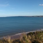 Beautiful day in #filey with my little guy xx https://t.co/RrBiFnFG9R