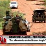 Realizaron tres allanamientos en simultáneo en Arroyito. Hay 2 detenidos supuestos colaboradores del EPP #DíaADíaPy https://t.co/SfWxMEgVyC