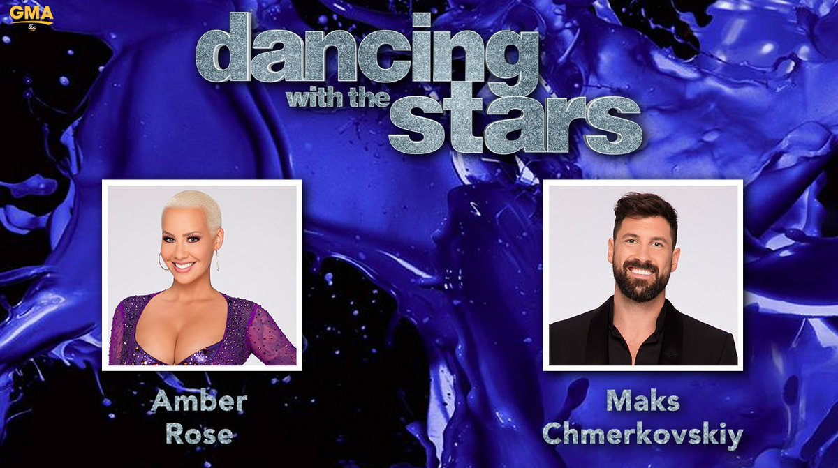 RT : #DWTS Pair: and ! #DancingOnGMA uxQzrVQp