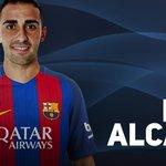 [ANUNCIO OFICIAL] @paco_alcacer, nuevo jugador del Barça. Más información en https://t.co/WbrIiKsUNH #AlcacerFCB https://t.co/cqnR8C2PdR