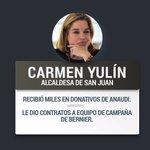 .@VillafanePR habla sobre esquema de corrupción de Anaudi y el equipo de campaña de Bernier. #BernierSabia https://t.co/Z9FLW2gp7s