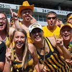 Its Game Week for @HawkeyeFootball. #Hawkeyes #SwarmKinnick   https://t.co/YJFcQCWH26 https://t.co/abCCL0rP0c