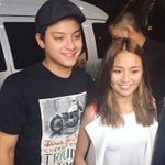 Kathryn and Daniel on their way to the Big Apple for #ASAPLiveInNewYork ! #BarcelonaALoveUntold https://t.co/bDMYQyhgsl