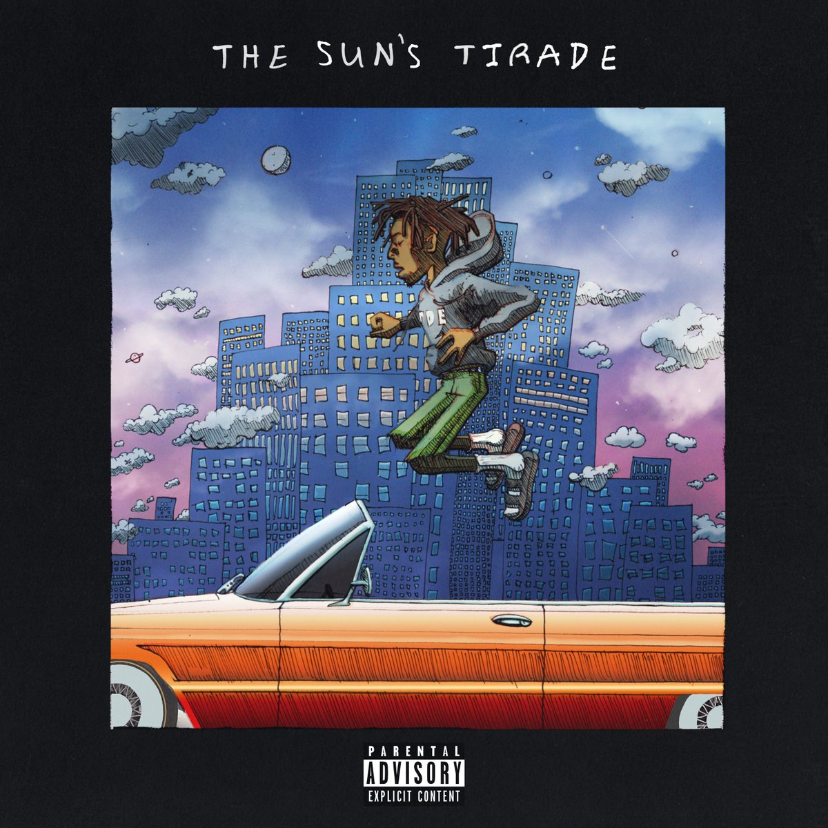 tonite, #TheSunsTirade by @isaiahrashad drops... available on ALL sales/streaming digital platforms. 09.02.16 #TDE https://t.co/BW0Zr6I35Z