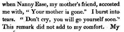 Life in Britain, 1733, from the memoirs of William Hutton. Upon being told his mother had died when he was 10... https://t.co/c5mVrfiANR