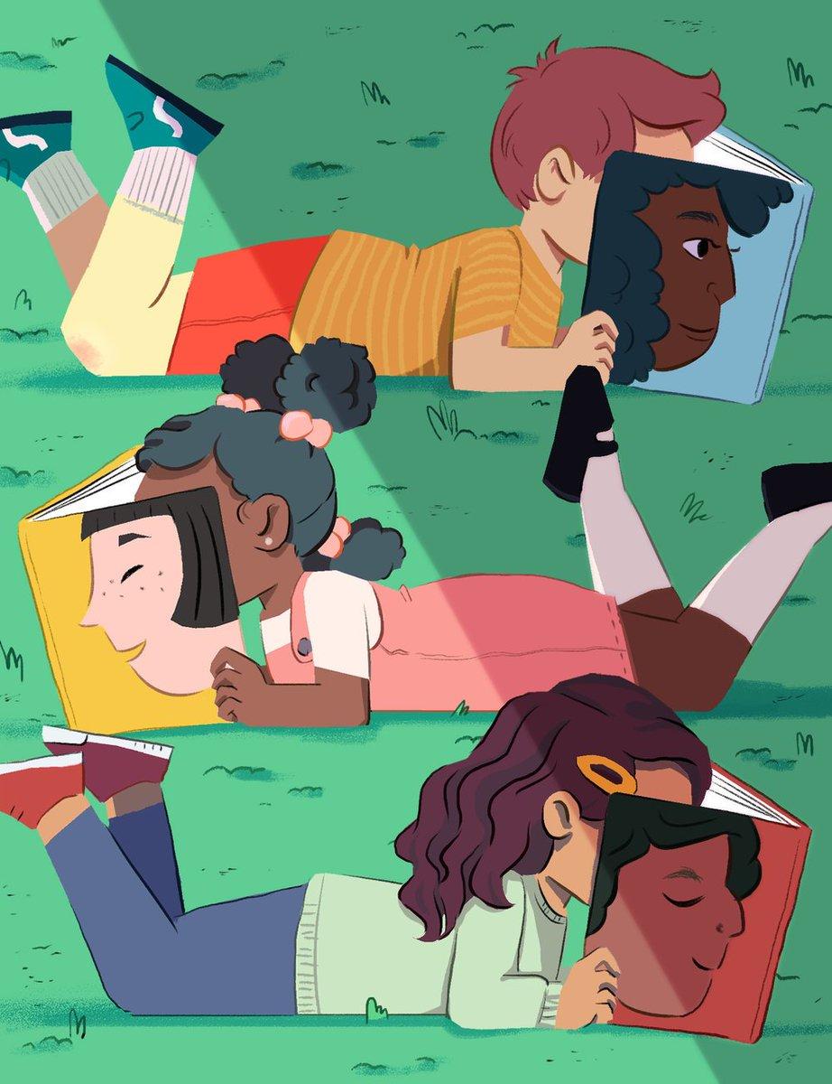 Fabulous art by @shannondrewthis https://t.co/vr3mbisJtw #kidlitchat @diversebooks #Windows https://t.co/Uj2mUnS860