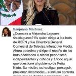 He aquí la hacker hdp de Narco @epn creadora del ht #MientoComoAmlo se ve que la guerra sucia al 2018 ya comenzó! https://t.co/7zd3f5bEV6