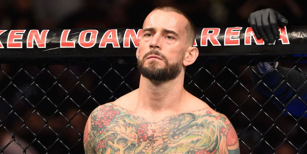 Report: UFC is 'leaning' toward another CM Punk fight. https://t.co/lXYMQWzCgb https://t.co/hf3IkBO4D3