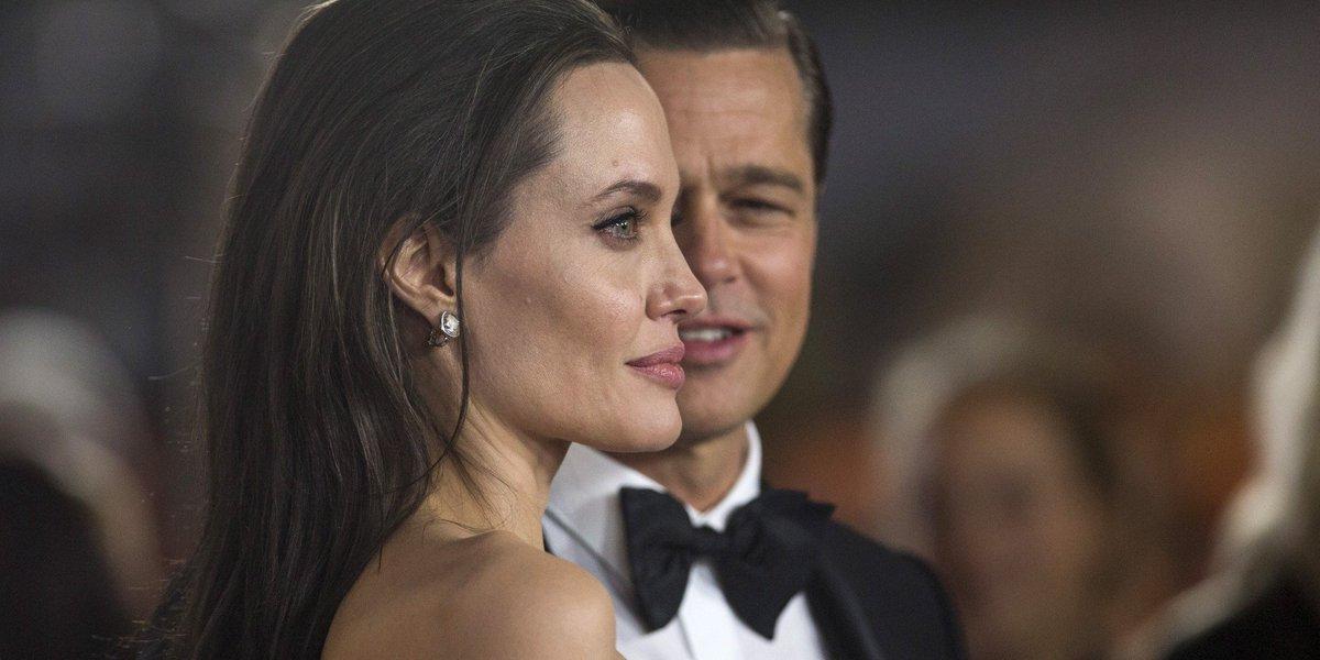 Angelina e Brad