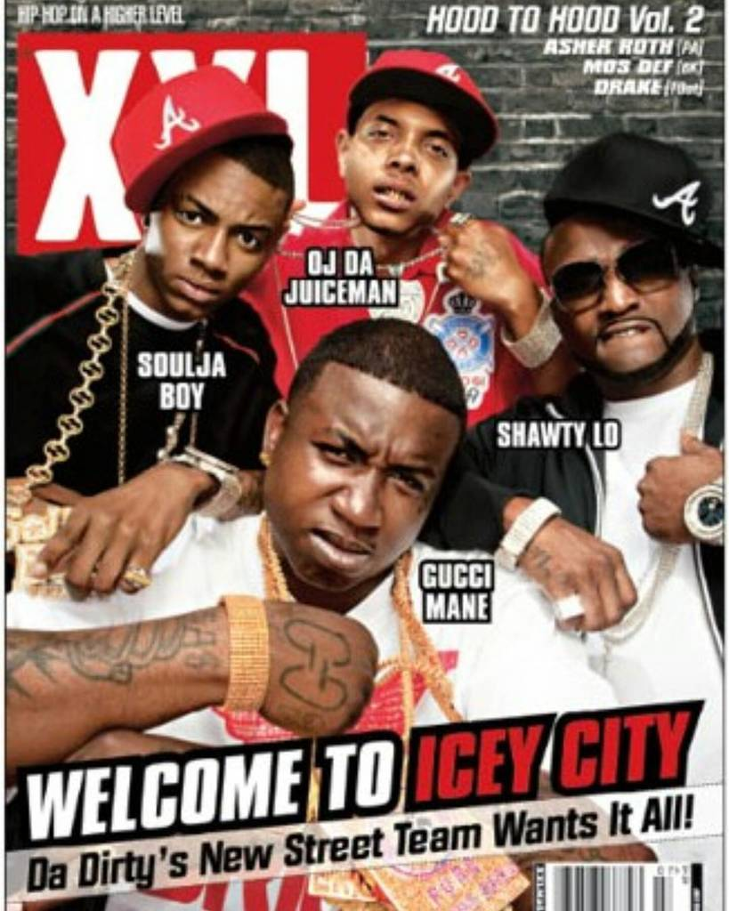 #RIPShawtyLo love to his fam and fans. Cool cat. Did my last cover of XXL in '09. #Respect https://t.co/bDmw9uSRyQ