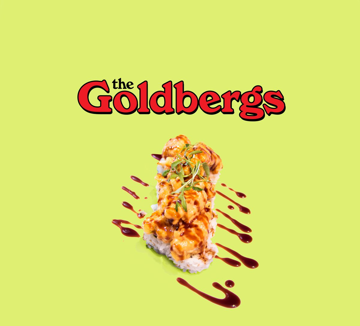 Combine @thegoldbergsabc with #Katsuya & you get the Murray Goldberg Roll! Only at #KatsuyaBW for a limited time! https://t.co/lxYKjeQGSE