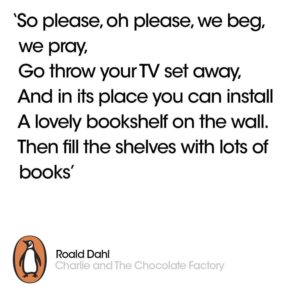 Happy #RoaldDahlDay! https://t.co/PRG5EOfSo2
